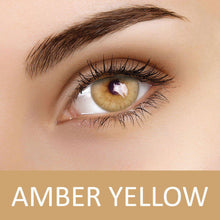 Load image into Gallery viewer, Flash Venicol Amber Yellow 14mm