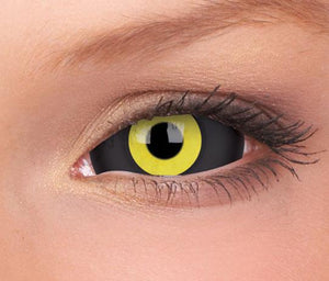 ColourVUE 22mm Sclera Lens Angel Dust