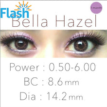 Load image into Gallery viewer, Flash Fairy Bella Hazel 14.2mm
