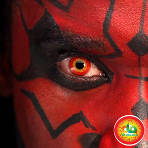 ColourVUE Crazy Lens Darth Maul