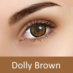 Flash Dolly Brown 14.5mm