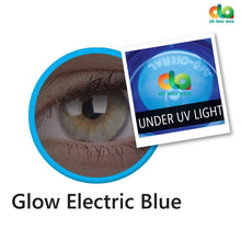 Load image into Gallery viewer, ColourVUE UV Glow Lens Electric Blue
