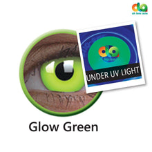 Load image into Gallery viewer, ColourVUE UV Glow Lens Green