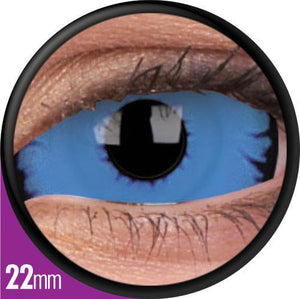 ColourVUE 22mm Sclera Lens Graviton