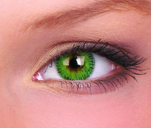 ColourVUE Fusion Yellow Green 14mm