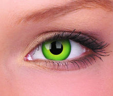 Load image into Gallery viewer, ColourVUE Crazy Lens Hulk Green