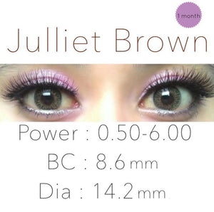 Flash Fairy Juliet Brown 14.2mm