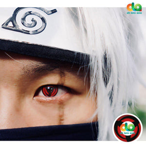 ColourVUE Crazy Lens Kakashi
