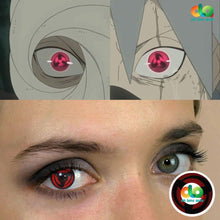 Load image into Gallery viewer, ColourVUE Crazy Lens Kakashi