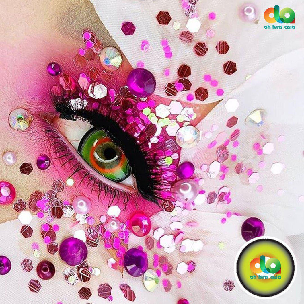ColourVUE Crazy Lens Mad Hatter