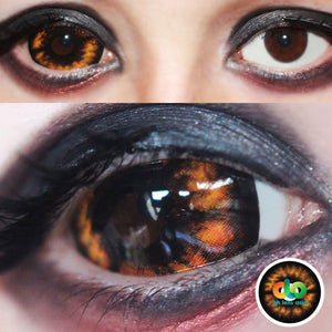 ColourVUE 22mm Sclera Lens Morbius