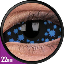 Load image into Gallery viewer, ColourVUE 22mm Sclera Lens Nocturne
