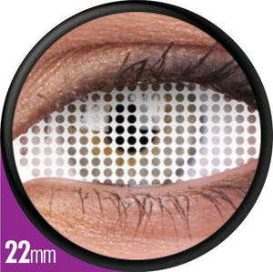 ColourVUE 22mm Sclera Lens Rockslide