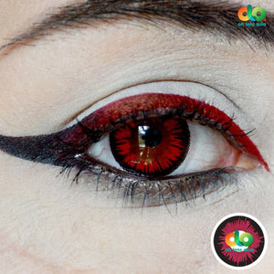 ColourVUE Crazy Lens Vampire