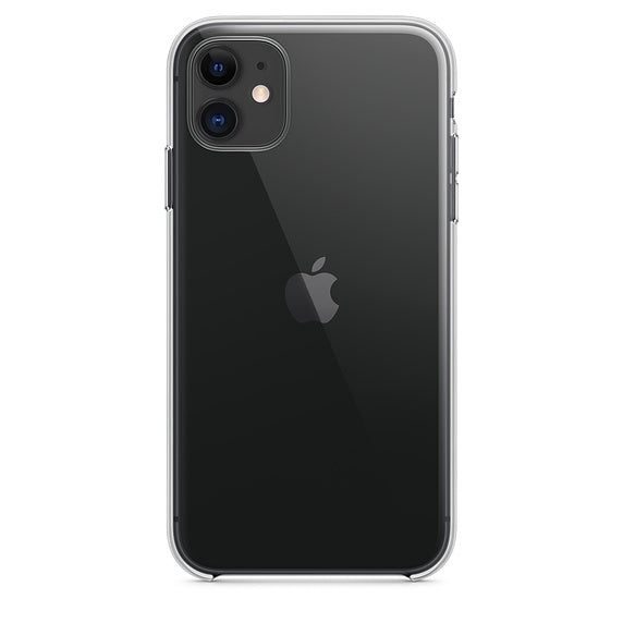 Coque transparent [ iPhone 11 ]