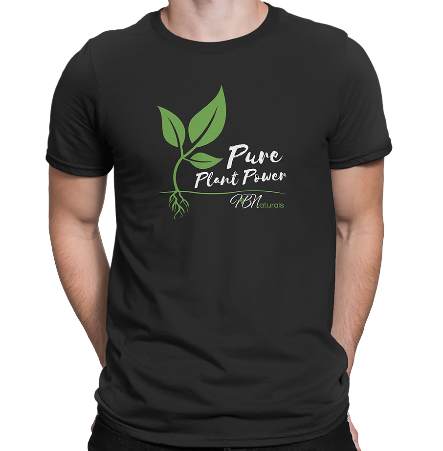 Pure Plant Power Tee - Men