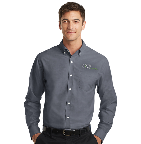 HBN Long Sleeve Dress Shirt - Men