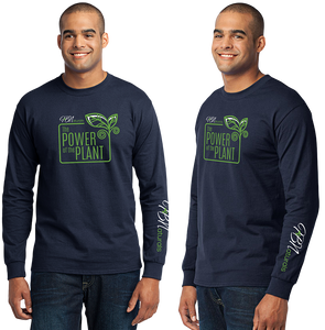 Power of the Plant Long Sleeve Tee - Men