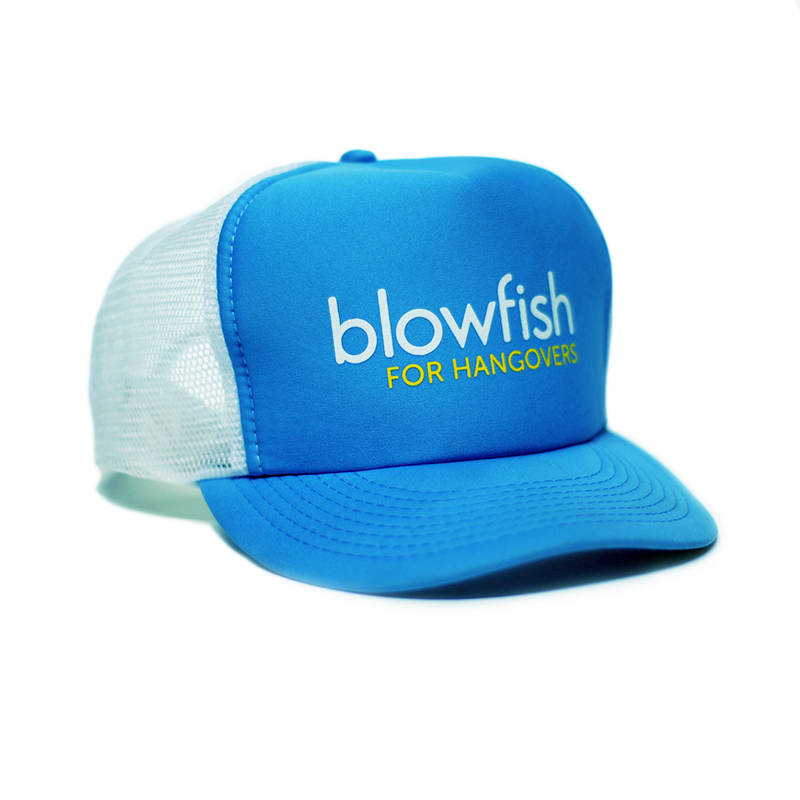 Blowfish Trucker Hat