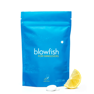 Blowfish Hangover Pills