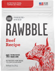 Bixbi Freeze Dried Foods