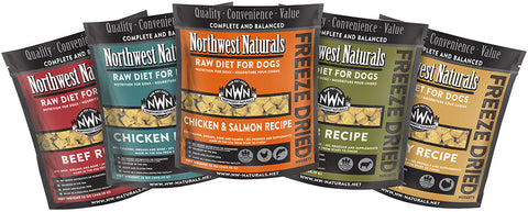 Northwest Naturals Freeze Dried Diets for Dogs 12 oz
