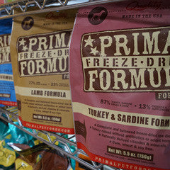 Primal Freeze Dried Nuggets Canine Foods