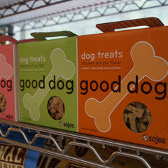 Sojos Good Dog Treats