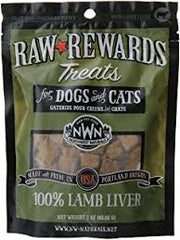 Raw Rewards Treats