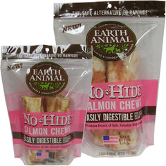 Earth Animal No Hide Salmon Chews