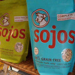 Sojos Canine Foods