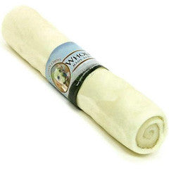 Wholesome Hide Rawhide Chews - Super Thick Retriever Roll