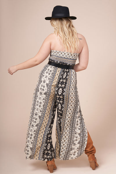 STEVIE Print Jumpsuit