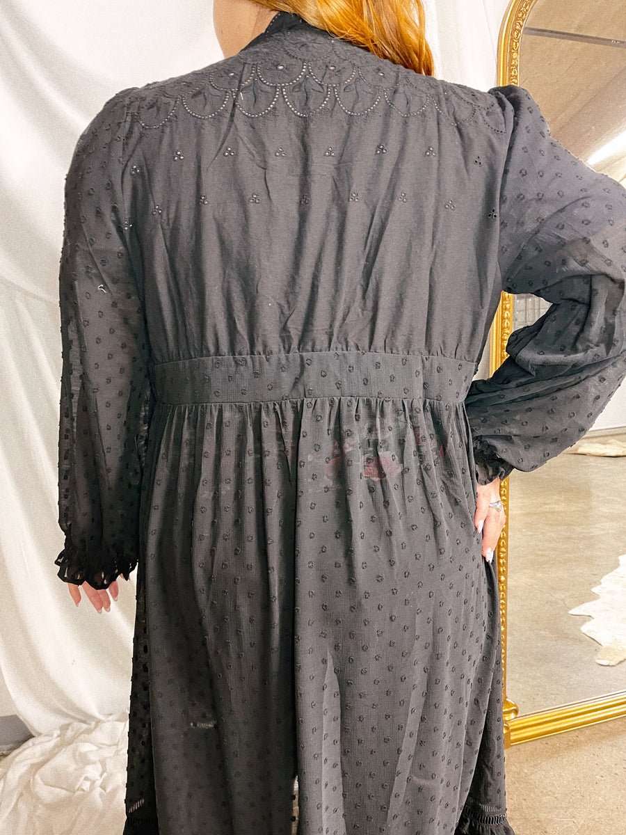 WINONA Black Duster
