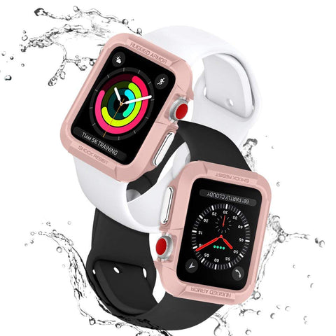 42mm Apple Watch Series 3/Series 2/1/Original (2015)/Nike+ Sport Edition - Black