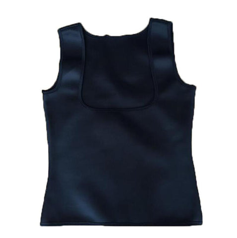 Athleisure Wear - Neoprene Cami Vest Body Shaper