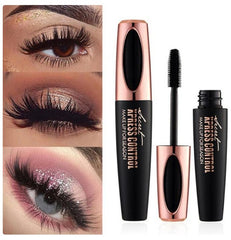 Health & Beauty - 4D Silk Fiber Eyelash Mascara