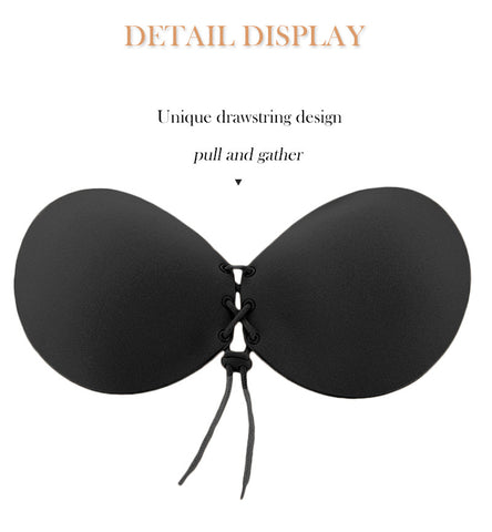 Push Up Bra Fly Bras Backless Bra-Bralette