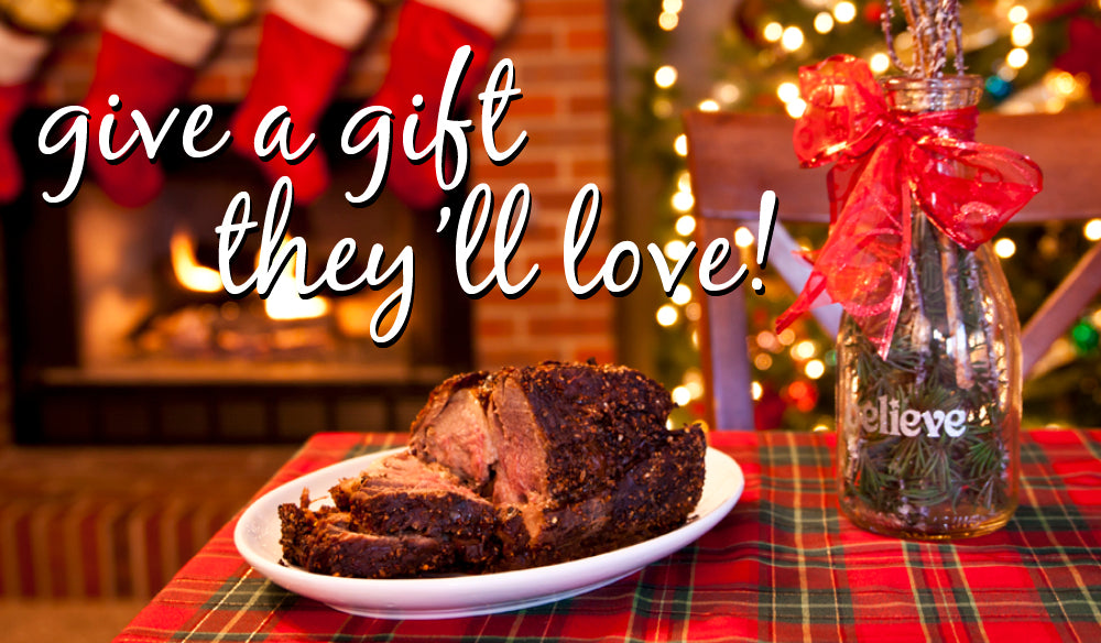 Give a gift they'll love!