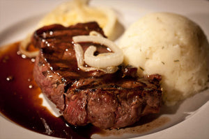 Sirloin Steak – Bison