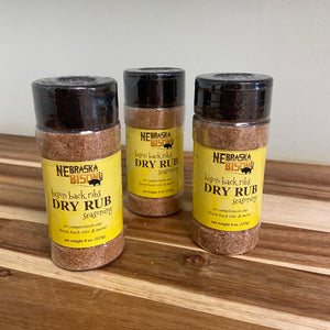 Bison Rib Rub Seasoning