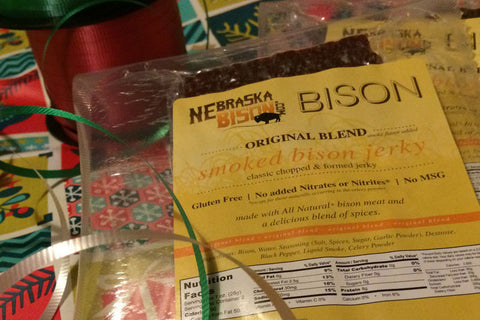 Bison Jerky Gift Pack