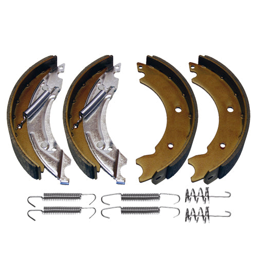 Brake shoe set for knott 200X50