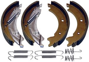 203X40 FOR KNOTT BRAKE SHOES QUALITY AXLE SET DRUMS