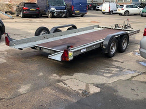 Car Transporter Hire