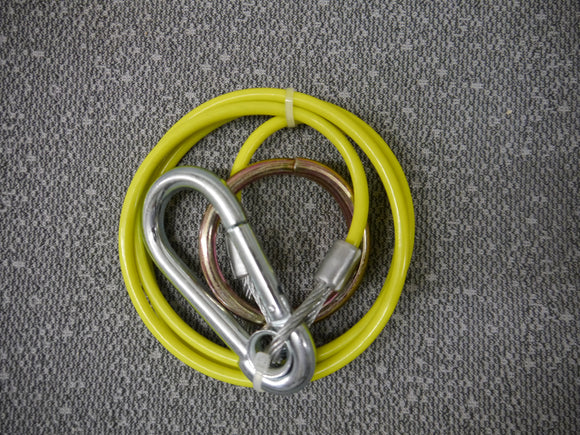 Breakaway Cable - 1m Yellow