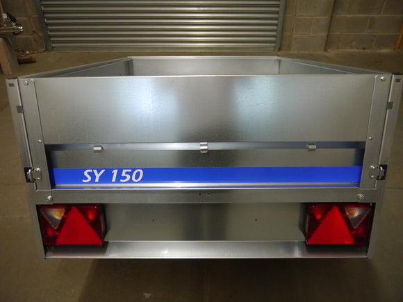 4.11ft x 3.5ft Trailer - Car Trailer