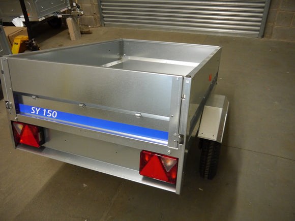 4.11ft x 3.5ft Trailer - Hire Trailer