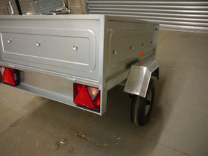 4.1ft x 3.2ft Trailer - Hire Trailer