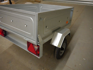 3.7ft x 3ft Trailer - Hire Leisure Trailer